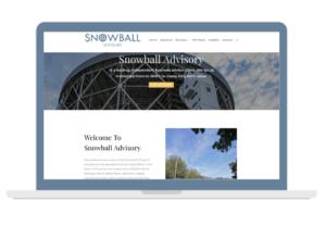 Snowball Advisory Website
