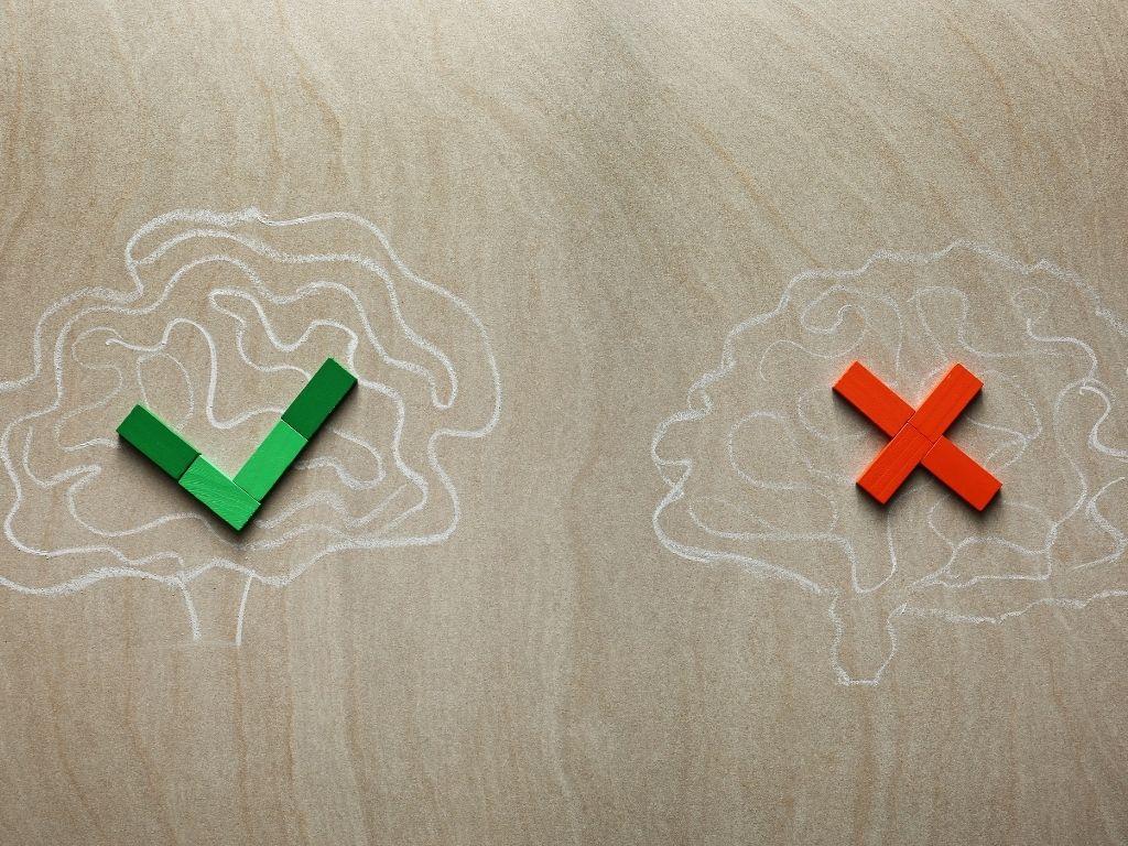 positivity brain image