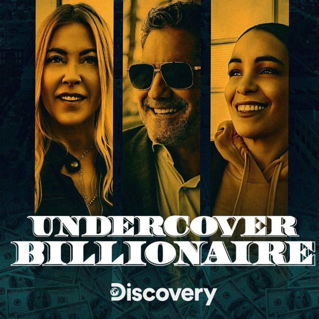 Undercover Billionaire Series 2