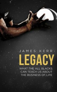 cover of legacy book