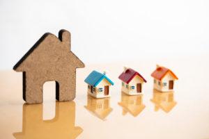 image of model homes